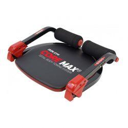 Όργανο Εκγύμνασης Κοιλιακών, Γλουτών, Χεριών και Στήθους Core Max Iron Gym IRG067