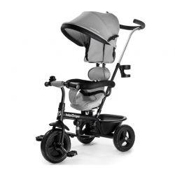 Τρίκυκλο Παιδικό Ποδήλατο - Καρότσι Baby Tiger Fly Χρώματος Γκρι