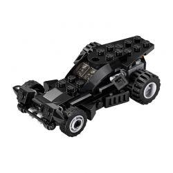 Batmobile Super Heroes LEGO 30446