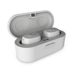 Ασύρματα Ακουστικά Bluetooth Χρώματος Ασημί Urbanista Tokyo Moon Walk Airline Edition 34116