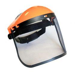Ασπίδα Προστασίας Προσώπου με Μεταλλικό Πλέγμα POWERMAT PM-M83093