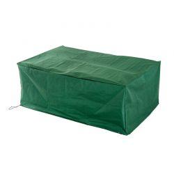 Ορθογώνιο Προστατευτικό Κάλυμμα για Έπιπλα Κήπου 210 x 140 x 80 cm Outsunny 02-0180