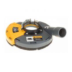 Προφυλακτήρας Γωνιακού Τροχού Συλλογής Σκόνης 125 mm POWERMAT PM-OSK-125T