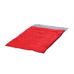 Διπλός Υπνόσακος 210 x 150 cm Χρώματος Κόκκινο Outsunny A20-106RD