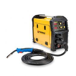 Ηλεκτροκόλληση Inverter 230A 230V MIG / MAG / TIG / MMA POWERMAT PM-IMG-230T