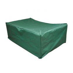 Ορθογώνιο Προστατευτικό Κάλυμμα για Έπιπλα Κήπου 205 x 145 x 70 cm Outsunny 02-0181