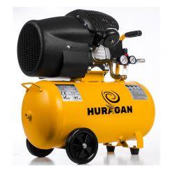 Αεροσυμπιεστής Λαδιού 50 Lt 2T Huragan M88002