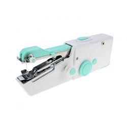 Mini Φορητή Ραπτομηχανή Χειρός με 2 Ανταλλακτικές Βελόνες Χρώματος Μπλε Cenocco CC-9073