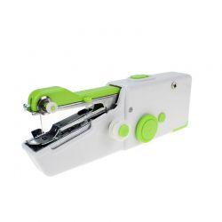 Mini Φορητή Ραπτομηχανή Χειρός με 2 Ανταλλακτικές Βελόνες Χρώματος Πράσινο Cenocco CC-9073