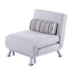 Πολυθρόνα - Κρεβάτι με Μαξιλάρι 75 x 70 x 75 cm HOMCOM 833-066