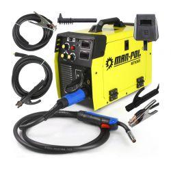 Ηλεκτροκόλληση Inverter IGBT 330A LCD 230V MIG / MAG / FCAW / MMA / TIG MAR-POL M79365