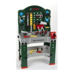 Παιδικό Παιχνίδι Μίμησης Πάγκος Εργασίας 44 τμχ 61 x 44.5 x 101 cm Bosch Klein 8591