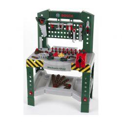 Παιδικό Παιχνίδι Μίμησης Πάγκος Εργασίας 77 τμχ 57 x 35 x 86 cm Bosch Klein 8563