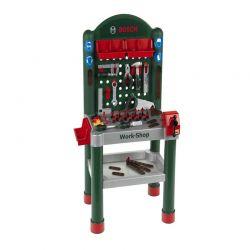 Παιδικό Παιχνίδι Μίμησης Πάγκος Εργασίας 79 τμχ 50 x 37 x 102 cm Bosch Klein 8320