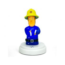 Παιδικό Φωτάκι Νυκτός LED Fireman Sam Alecto 8712412581528