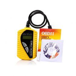 Διαγνωστικό Εργαλείο Αυτοκινήτων OBD2 MWS2268