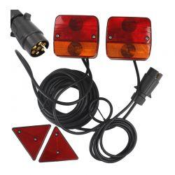 Σετ Φωτισμού για Τρέιλερ MAR-POL M02035