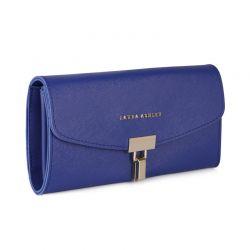 Γυναικείο Πορτοφόλι Χρώματος Μπλε Laura Ashley Chiswick 654LAS2218