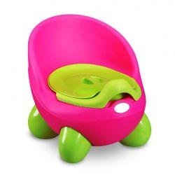 Παιδικό Κάθισμα Γιο - Γιο με Πλάτη Στήριξης Χρώματος Φούξια MWS4342-FUCΗSIA