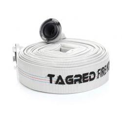 """Μάνικα Πυρόσβεσης με Ρακόρ 1"""" 20 m TAGRED TA530"""