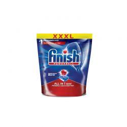 Απορρυπαντικό Πλυντηρίου Πιάτων Finish All In 1 Max Regular 80 Ταμπλέτες Fin-Allin1-80R