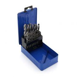 Σετ Τρυπάνια Μετάλλου HSS 1-10 mm 19 τμχ TAGRED TA1315