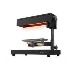 Ηλεκτρική Ψησταριά Raclette 600 W Cecotec Cheese&Grill 6000 Black CEC-03081