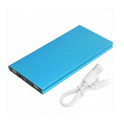 Power Bank 20000 mAh με 2 Θύρες USB SPM UK175