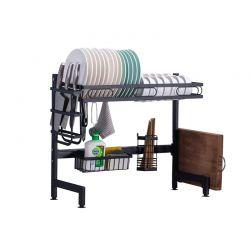 Μεταλλική Πιατοθήκη 54.5 x 64 x 28 cm Hoppline HOP1001065-1