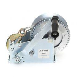 Χειροκίνητος Εργάτης - Βίντσι Τρέιλερ 10 m 1588 Kg με Καστάνια και Μανιβέλα TAGRED TA407