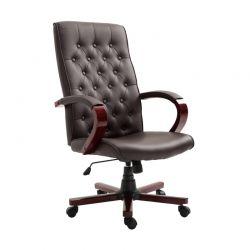 Διευθυντική Καρέκλα Γραφείου Vinsetto 921-126BN