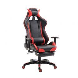 Καρέκλα Gaming με Υποπόδιο HOMCOM 921-101