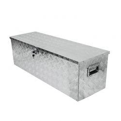 Κουτί Αποθήκευσης Αλουμινίου 145 x 52 x 46 cm Grafner 20492