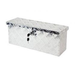 Κουτί Αποθήκευσης Αλουμινίου 48.5 x 14 x 20 cm Grafner 20487