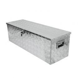 Κουτί Αποθήκευσης Αλουμινίου 76 x 33.5 x 25.5 cm Grafner 20490