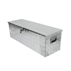 Κουτί Αποθήκευσης Αλουμινίου 80.5 x 22 x 22 cm Grafner 20489