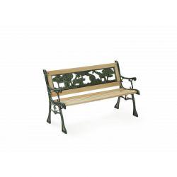 Παιδικό Ξύλινο Διθέσιο Παγκάκι Κήπου 82 x 39 x 50 cm Lifa Garden 8720195381938