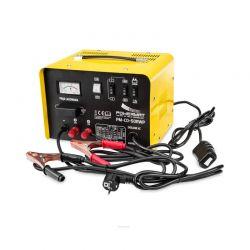 Φορτιστής Μπαταρίας Αυτοκινήτου 12/24 V με Λειτουργία Εκκίνησης 200A και Τηλεχειριστήριο POWERMAT PM-CD-50RWP
