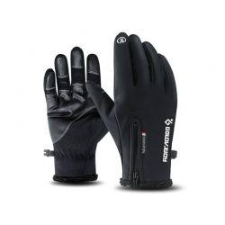 Γάντια για Οθόνη Αφής V2 Χρώματος Μαύρο SPM DB6781
