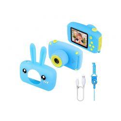 Παιδική Ψηφιακή Φωτογραφική Μηχανή 12MP 1080P Χρώματος Μπλε SPM DYN-5059059076318