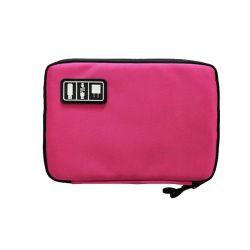 Θήκη Οργάνωσης Καλωδίων Χρώματος Ροζ SPM VL3443