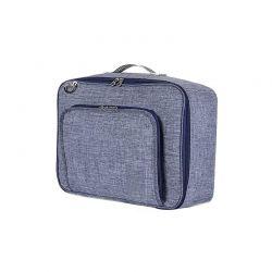 Αδιάβροχη Τσάντα Ταξιδιού Χρώματος Μπλε SPM VL3500