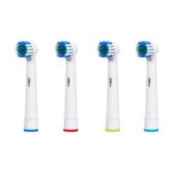 Συμβατά Ανταλλακτικά Βουρτσάκια για Οδοντόβουρτσες Oral-B 4 τμχ SPM DB7450