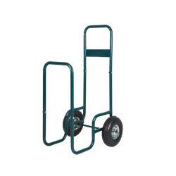 Τροχήλατο Τρόλεϊ Μεταφοράς Ξύλων 100 Kg Hoppline HOP1001109