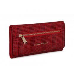 Γυναικείο Πορτοφόλι Χρώματος Κόκκινο Laura Ashley 654LAS2178