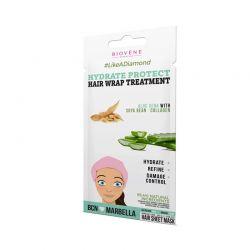 Μάσκα Ενυδάτωσης Μαλλιών Sheet Mask Biovene BV-HHS