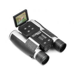 Κιάλια Full HD WiFi με Έγχρωμη Οθόνη Zoom 4x 5MP και Εγγραφή Βίντεο Technaxx TX-142