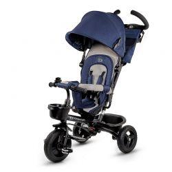 Τρίκυκλο Παιδικό Ποδήλατο - Καρότσι KinderKraft Aveo Χρώματος Μπλε
