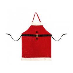 Χριστουγεννιάτικη Ποδιά Κουζίνας Άγιος Βασίλης MWS4821
