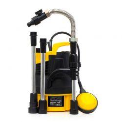 Ηλεκτρική Υποβρύχια Αντλία Όμβριων & Καθαρών Υδάτων με Φλοτέρ 1700 W Kraft&Dele KD-746